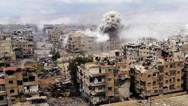 Yarmouk Camp (лагерь Ярмук)