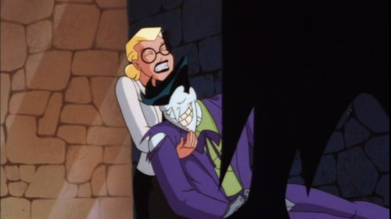 Harley Quinn and Puddin | Mad Love | The New Batman Adventures