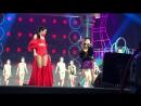 Бузова и Лиза Анохина на Kinder МУЗ Awards