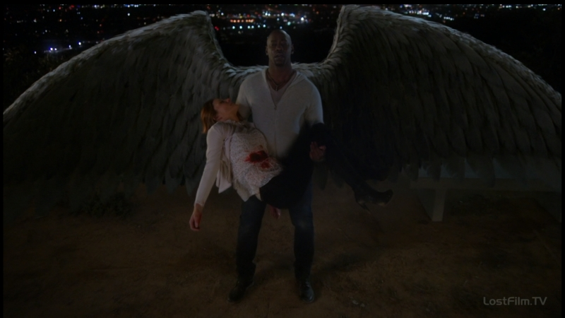 Will You Stay With Me Yes I Promise Let's go home Lucifer 3х23