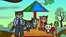 Котяткины истории 3 Дело с честью завершить - Развивающий мультифильм для детей