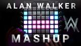 Alan Walker Mashup Launchpad Mashup (Faded x SMTS x Alone x Tired) UniPad Project File