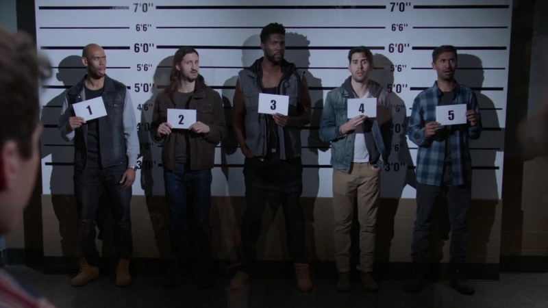 Бруклин 9-9 (Brooklyn Nine-Nine) - I Want It That Way