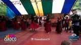 Magna Gopal and Others Show National Georgian Dancing at Seasky Salsafest Batumi, Friday. 15.06.2018