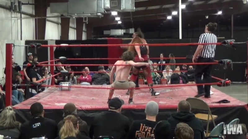 IWA-MS Prince Of The Death Matches 2018 (10.03.2018)