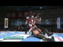 El Desperado Yoshinobu Kanemaru vs Jushin Thunder Liger Tiger Mask NJPW Road To Power Struggle 2017 Day 9
