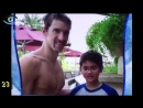 Michael Phelps - from 2 to 32 years old