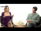 Тайлер Поузи и Люси Хейл для «MTV News» (русские субтитры)