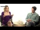 Тайлер Поузи и Люси Хейл для MTV News русские субтитры