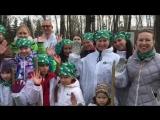Зеленая дружина. Субботник в Черногорском парке Абакана