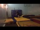 Vitya Chebotar one freerun training