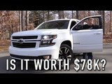 In Depth Tour &amp Test Drive of the 420 hp Chevrolet Tahoe RST Premier!