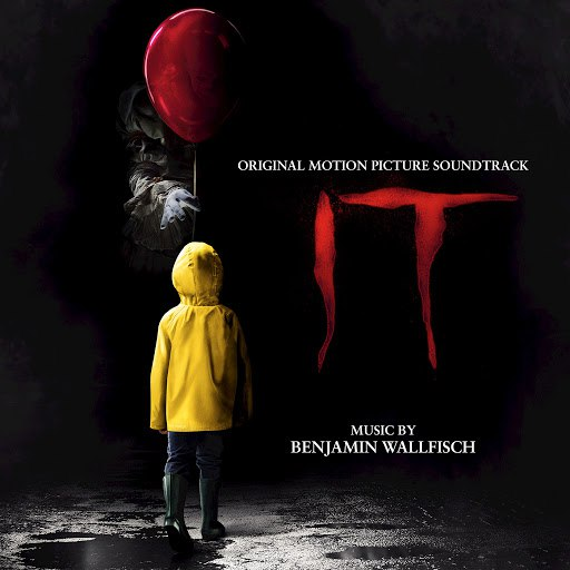 Benjamin Wallfisch альбом IT (Original Motion Picture Soundtrack)