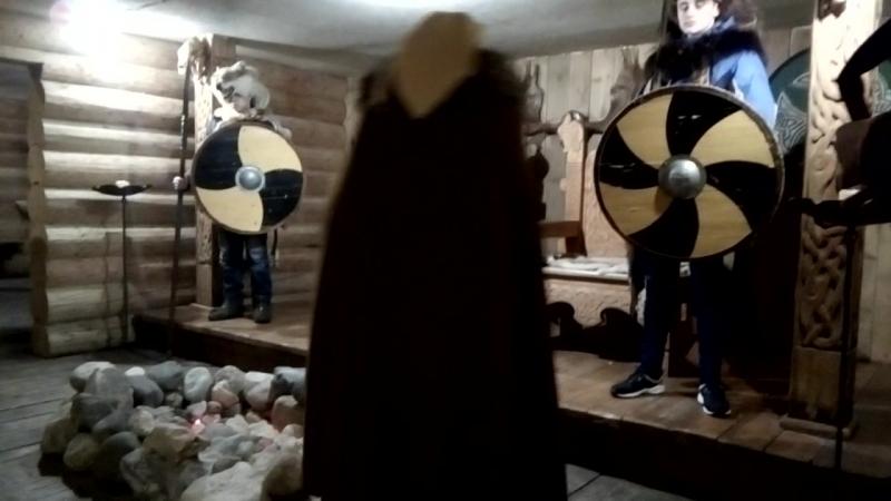 Сугорье. Ритуал викингов.