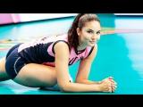 Klara Peric Beautiful Girl - Amazing Volleyball SETTER - Top SETS