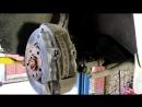 Ауди Q7 замена передних тормозных колодок