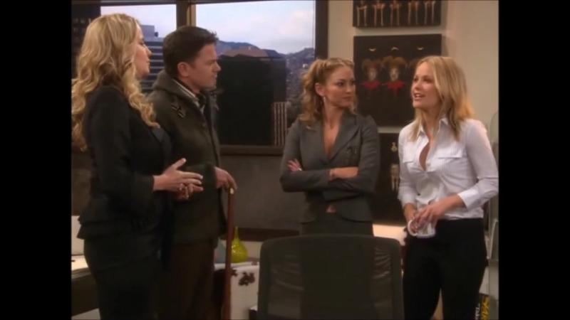 Joey 2x13 cut Сейчас ты в Америке и ты уборщица