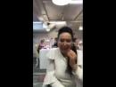 Татьяна Африкантова в Перископе 14.04.2018. Наводим красоту