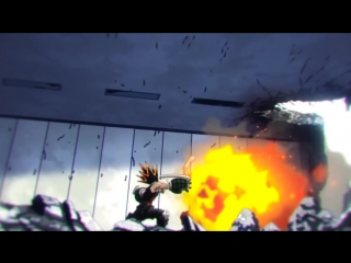 Boku no Hero Academia「 AMV 」- Roby Fayer - Ready To Fight (Ft.Tom Gefen) ♪