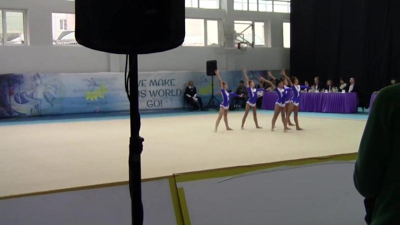 Одесса, 2007, БП - Чемпионат Украины Киев 2017