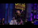 Mariah Carey - Obsessed (live at Lopez Tonight Show)