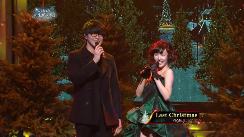 【TVPP】Tiffany(SNSD) - Last Christmas, 티파니(소녀시대) - 라스트 크리스마스 @ SNSDs Christmas Fairy Tale