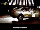 Euro NCAP _ Mercedes Benz C Class _ 2007 _ Crash test