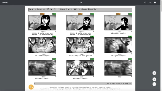 Flix 5 4 Editorial Workflow Enhancements