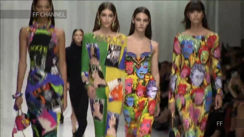Versace ¦ Spring Summer 2018 Full Fashion Show ¦ Exclusive
