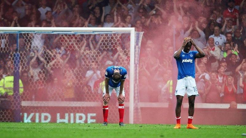 Highlights: Portsmouth 0-1 Charlton Athletic