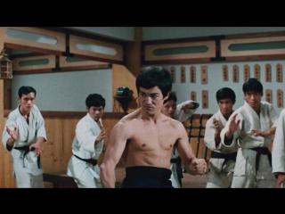 Кулак Ярости (Брюс Ли, Fist of Fury, 1972)
