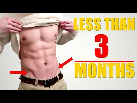 3 Exercises to Get RIPPED V Cut Abs FAST