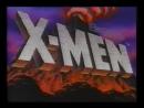 Японская версия опенингов мультсериала X MEN 90 х годов