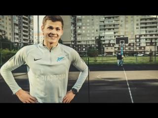 Станислав Крапухин - нападающий Зенит2 или Как Артур Ахметов делает футбол более техничным