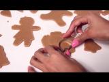 COOKING  Как приготовить имбирное печенье؟ ♡ Мари СЕНН