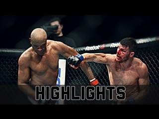 Anderson silva vs. michael bisping ● fight highlights ● hd