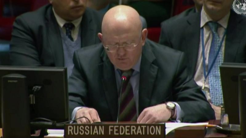 La Russie est le seul membre à faire avancer le cessez-le-feu Ghouta