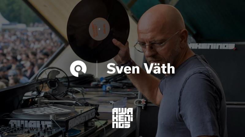 Sven Väth @ Awakenings Festival 2017- Area V