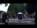 Ganderkesee - Gemeinde bei Bremen - Eskalation bei Vatertagsfeier mit 700 Jugendlichen - 10.05.2018