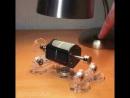 Larry Springs Magnetic Levitation Mendocino Brushless Solar Motor