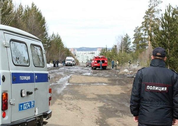 В Усть-Илимске прошли командно-штабные учения
