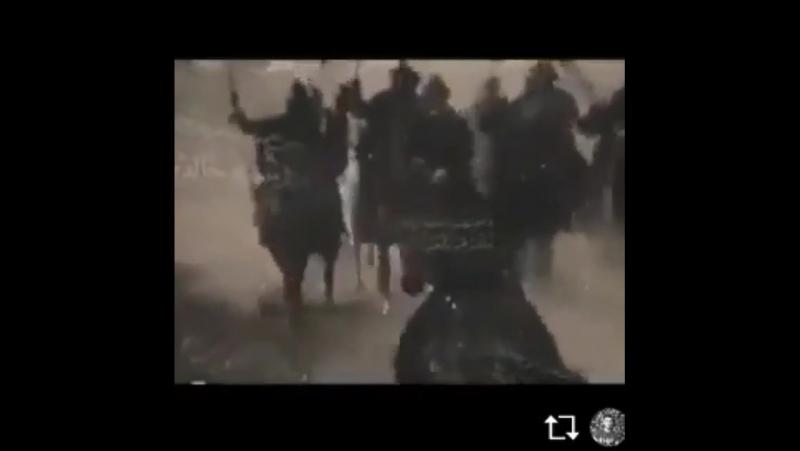 ПОСЛАНИЕ ИМПЕРАТОРА РИМА К МУАВИЯ ( Р.А ) :   «От Римского Цезаря к Муавия: До нас дошло то, что случилось между вами и Али сыно