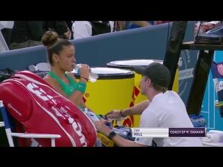 Разговор с тренером /Мария Саккари (Betting good tennis)