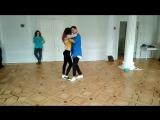Bachata Samokrutova E. &amp Antsukhskiy N. Salsa emocion SPb 18.03.18