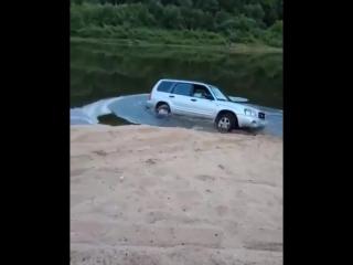 Утопили субарик