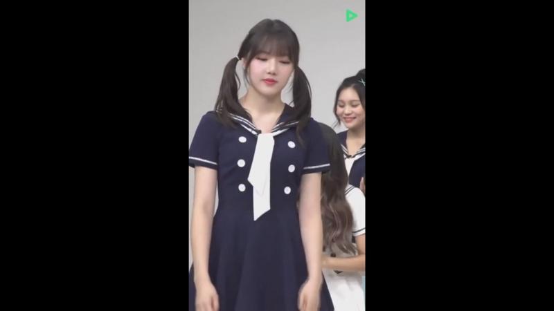 Yuju vs yerin dance