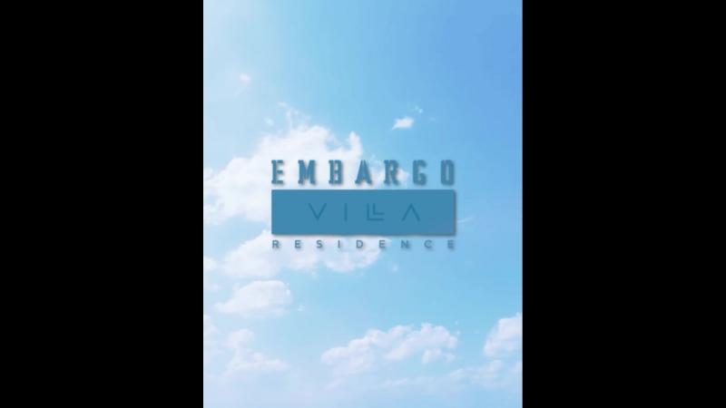 21 Июля Embargo Villa! BONDI LIVE BIRTHDAY M.ISPANETS