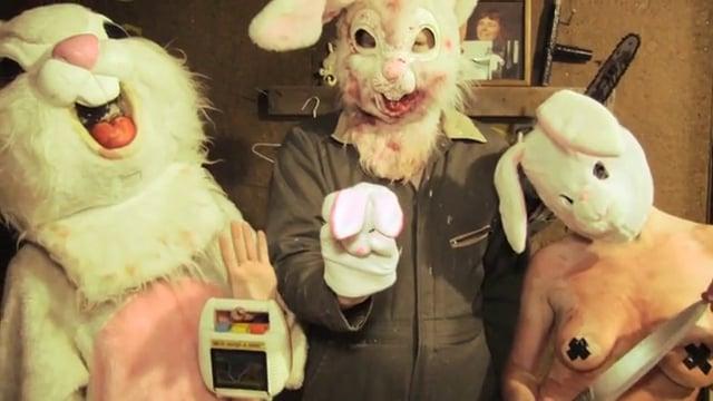 Snuff Bunnies uncut short horror comedy sleaze