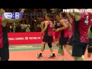 SETTER ATTACK. Amazing Volleyball. Setter Actions (HD).