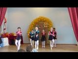 Веселые карандаши (Масленица в школе №538, 16022018)